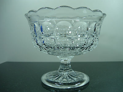 Crystal Stem Bowl 11.5 Cm