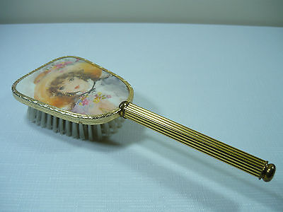 Old Fashion Hair Brush ?
