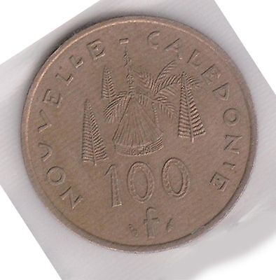 (H27-31) 1976 France 100f Coin (F)