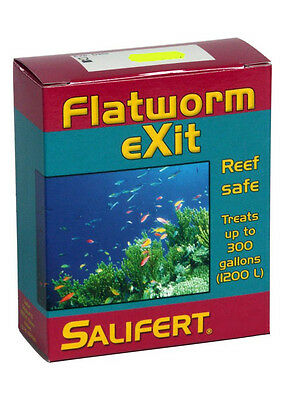 SALIFERT FLATWORM EXIT 10oz - REEF SAFE - TREATS UP TO 300 GALLONS