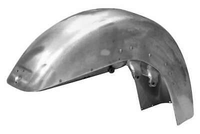 Biker's Choice FL Raw Touring Front Fender for Harley 87-13 Bagger FLH/T w/ Dril