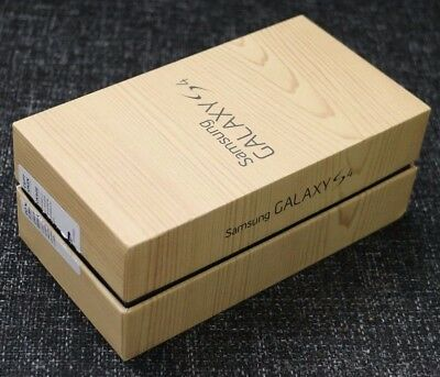Genuine Samsung Galaxy S4 (GT-i9505) 16GB Box - original EMPTY BOX only