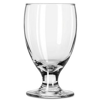 Libbey Embassy Footed Drink Glasses - 3712