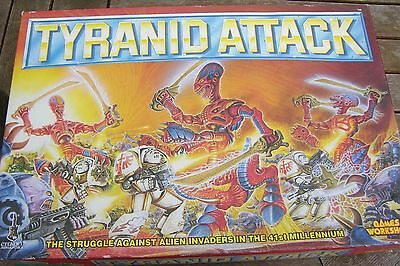 Tyranid Attack    Games Workshop