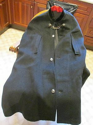 Ww2 Liverpool Police Officers Night Cape