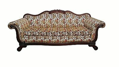 French Revival Settee