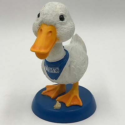 """AFLAC DUCK Insurance Advertising 6"""" BOBBLE HEAD DUCK"""