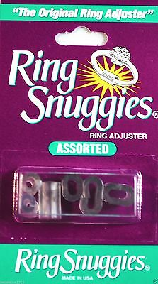 NEW - Ring Guard Snuggies - 6 Assorted Sizes - FREE SHIPPING