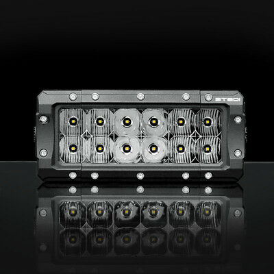 8 inch Osram LED LIGHT BAR 36W STEDI Double Row