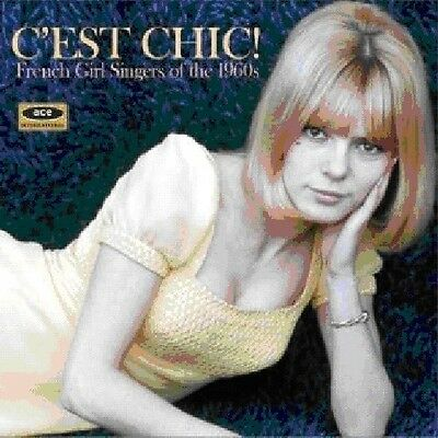 Various Artists - Cest Chic: French Girl Singers of the 1960s / Various [New CD]