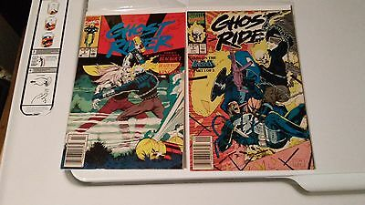 Ghost Rider 1,2,3,5,6,65 annual 1 Doctor Strange and Ghost Rider Specail 1 lot