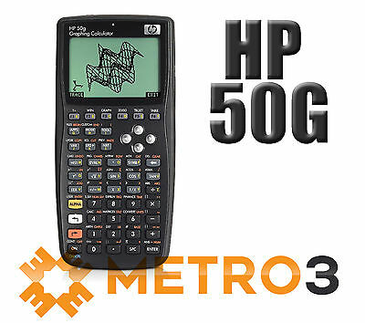 HP 50G HP50G Graphics Graphing Calculator | spanish packaging