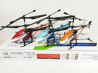 9053 Volitation Rc Gyro Radio Remote Control Helicopter Large Outdoor Model Toy