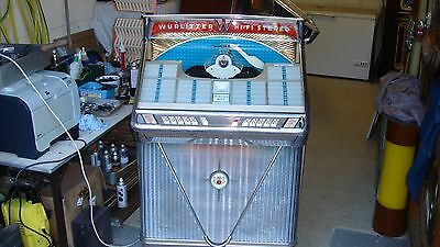 Wurlitzer 2410s JUKEBOX great condition 1960 Visual playing, Please  L@@K