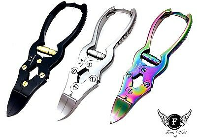 """CANTILEVER Toe Nail Clippers Nippers Cutters - Podiatry Chiropody Instruments 6"""""""