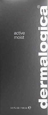Dermalogica Active Moist (3.4 oz/100ml) - AUTHENTIC -FREE SHIPPING