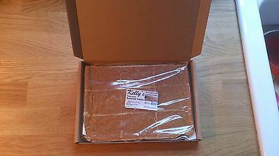 KELLY'S TRADITIONAL HOME-MADE SCOTTISH TABLET 1.5lb BOX (690g approx.) Free Post