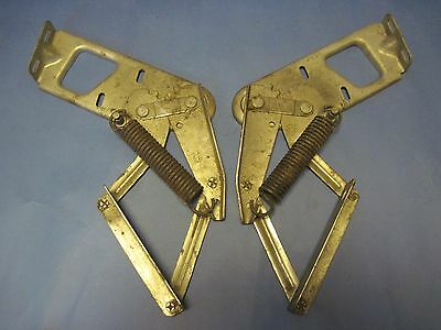 NOS pair of right and left hood hinges Jeep Wagoner and others? 1974-1991