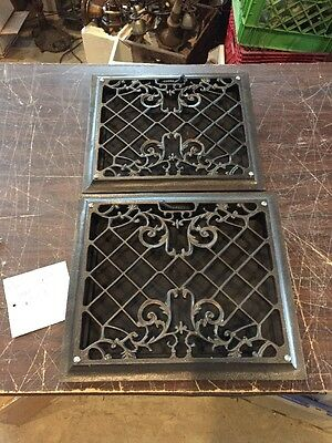 Ca 13 Two Available Price Separate Antique Floor To Wall Mount Heating Great