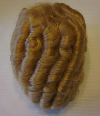 Mohair wig for 18 inch  Shirley Temple