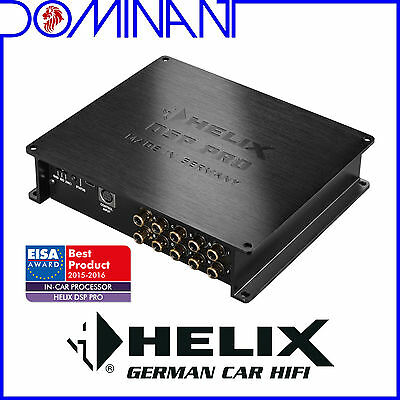 Helix Dsp Pro Processore Digitale Di Segnale 10 Canali High End