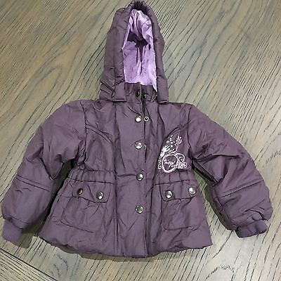AS NEW BABY GIRL SZ 3-6 months Parka Jacket Warm