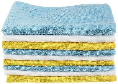 AmazonBasics Microfiber Cleaning Cloth (Pack of 48) Pack of 48