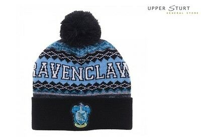 Harry Potter Ravenclaw Knit Beanie FAST 'N FREE DELIVERY