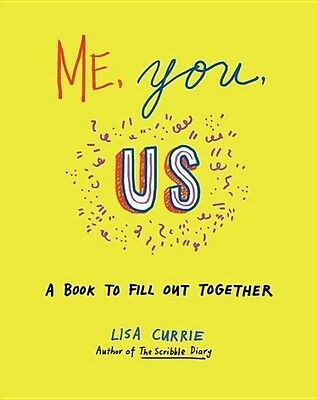 Lisa Currie , Me, You, Us ,  9780399167942
