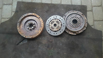 BMW E36 Single Mass flywheel with clutch and pressure plate with bolts!! 228mm