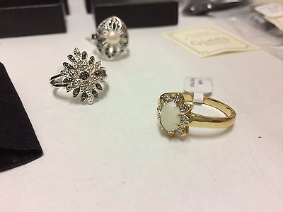 Job Lot Wholesale 20 rings By  Giani Jewellery Clearance Stock