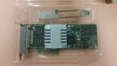 Sun Quad Port Adapter P/N 375-3481-01 REV:50 -Server Adapter LP PCI-E