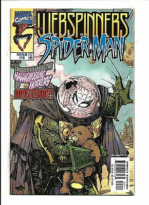Webspinners: Tales Of Spider-Man # 3 (Mar 1999), Nm