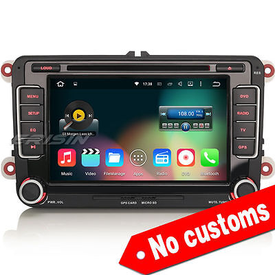 autoradio gps navi dab dvd cd pour skoda golf 5 6 tiguan passat polo v 4698vfr eur 288 00. Black Bedroom Furniture Sets. Home Design Ideas