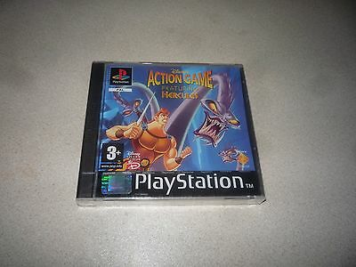 Disney's Action Game Featuring Hercules : Sony Playstation Ps1