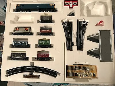 Hornby Silver Jubilee rolling stock freight set