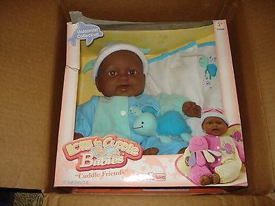 """Lots to Cuddle BERENGUER, Berjusa 15"""" NIB Retired AA BABY Doll W/Turtle or more"""