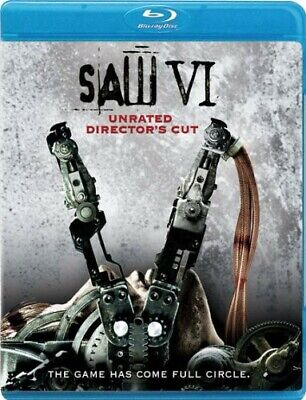 Saw VI [WS] [Unrated] (2012, Blu-ray NEW) BLU-RAY/WS