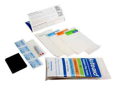 KiteAid Compact Day Saver Kit, patches, glue, sail tape, etc.  -- NEW