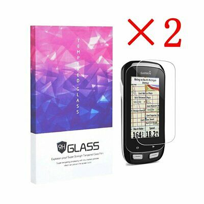 9H Hardness Tempered Glass Screen Protector for Garmin Edge 1000(2 Packs)
