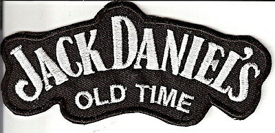 Toppa Patch Thermoaderente Ecusson Aufnaher Embroidered Whiskey Jack Daniel's