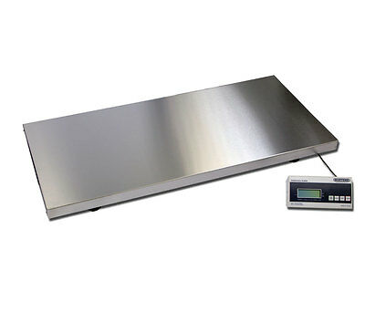 BURTONS Vet-Dog Weighing Scales EXTRA LARGE PLATFORM 0 - 150kg INC VAT & UK CARR
