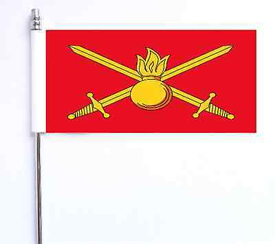 Russian Federation Ground Forces Ultimate Table Flag