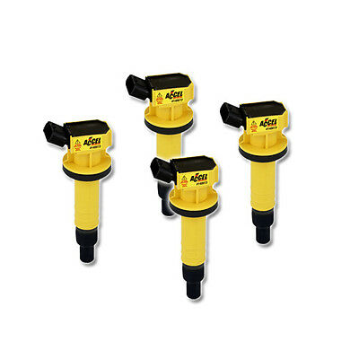 ACCEL Ignition SuperCoil for Toyota MR 2 (SW3, from 2000), 4 Pack, ACC-TYT-0191