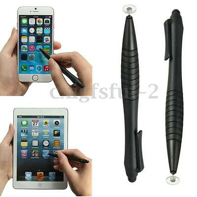 Precision Fine Point Disc Capacitive Cell Phone Tablet Touch Screen Stylus Pen