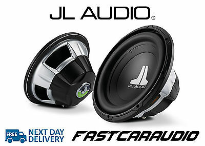 "Jl Audio 10W0V3-4 10"" Single Coil 300 Rms Subwoofer"