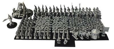 Warmaster - Bretonnian Army 1.000 pt - 10mm - UNPAINTED