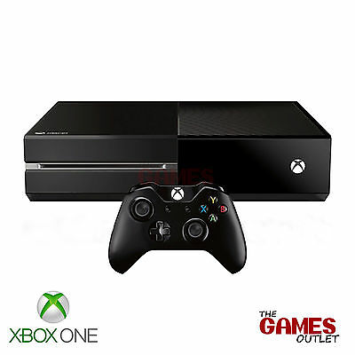 Xbox One - 500GB Console - Complete Setup - UK Version