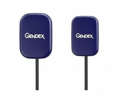 COMBO OF Gendex Sensor GXS-700 RVG Dental Digital Radio Graphic Xray Size #1 & 2