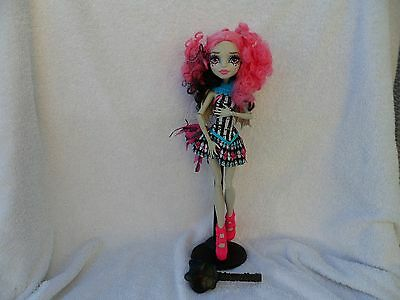 Monster High Rochelle Goyle Circus Doll